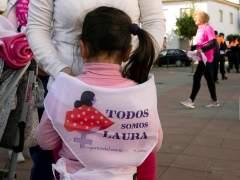 Marcha por Laura Luelmo en El Campillo