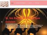 Web 'losreyesmagosexisten.com'