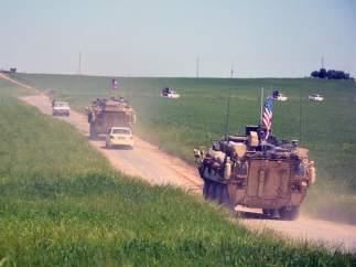 Tropas de EE UU en Siria