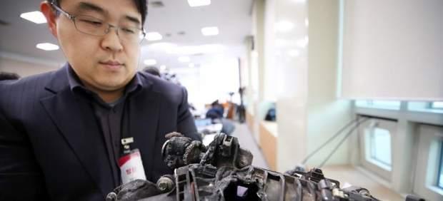 Incendios en vehículos BMW en Corea del Sur
