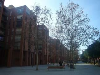 Plaça del Baró de Viver