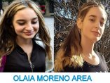 Olaia Moreno Area, desaparecida