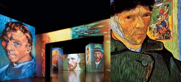 La exposición interactiva 'Van Gogh Alive'