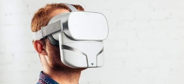 Máscara multisensorial FeelReal VR