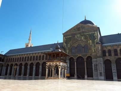 Mezquita Damasco