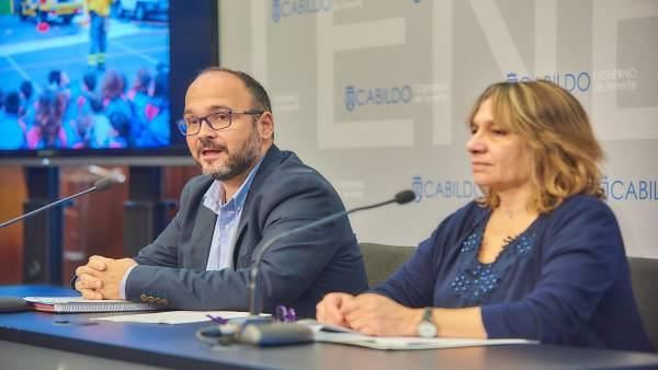 [Grupocanarias] Nota De Prensa Y Fotografías: Medioambiente Plan Insular Educaci