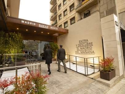 La exposición de Madrid Nuevo Norte