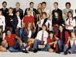 Los personajes de la serie argentina 'Rebelde Way'.