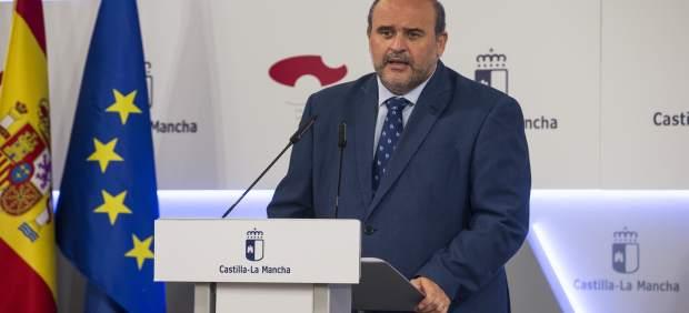 José Luis Martínez Guijarro, vicepresidente Gobierno C-LM