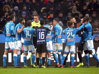 Inter-Nápoles