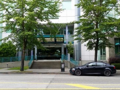 Fachada del BC Centre for Disease Control (Vancouver).