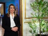 La presidenta en funciones de Andalucía, Susana Díaz