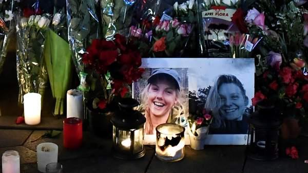 Vigilia en honor a las turistas escandinavas asesinadas en Marruecos