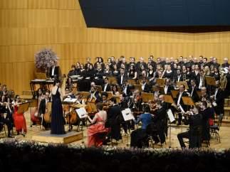 OSRM en el concierto de Año Nuevo de 2018