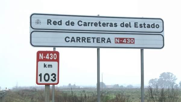 Carretera N-430