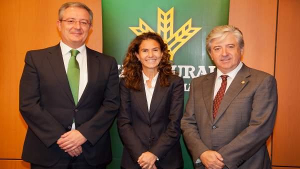 Colegio de Agentes Comerciales de Oviedo Y Caja Rural de Asturias