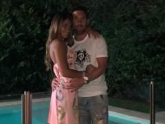 Leo Messi y Antonella Rocuzzo