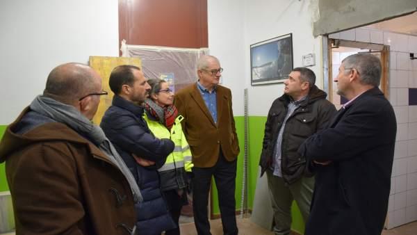 Visita al CP La Ería de Lugones
