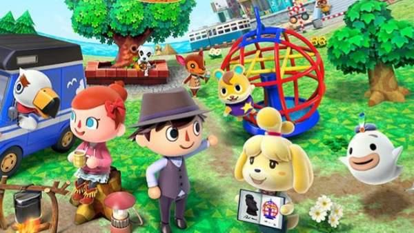 Título 'Animal Crossing: New Leaf' de Nintendo 3DS