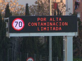 Madrid mantiene este viernes el escenario 1 por contaminación