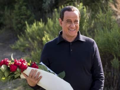 Toni Servillo es Silvio Berlusconi en 'Silvio (y los otros)'.