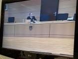 Imagen del juez Francisco Cobo