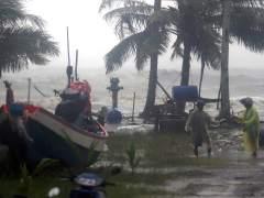 7.000 evacuados en Tailandia