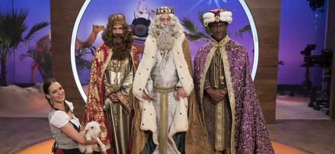 Los Reyes magos llegan a 'MasterChef Junior'