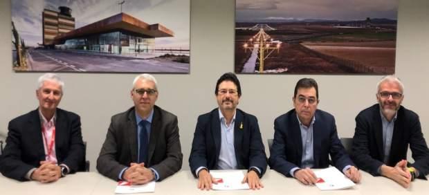 Acuerdo Aeropuerto de Lleida, Aeroclub Barcelona-Sabadell, Aeroclub de Lleida