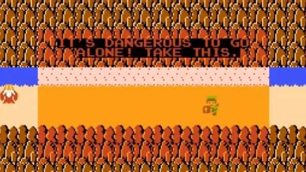 Mundo Minus de 'The Legend of Zelda'