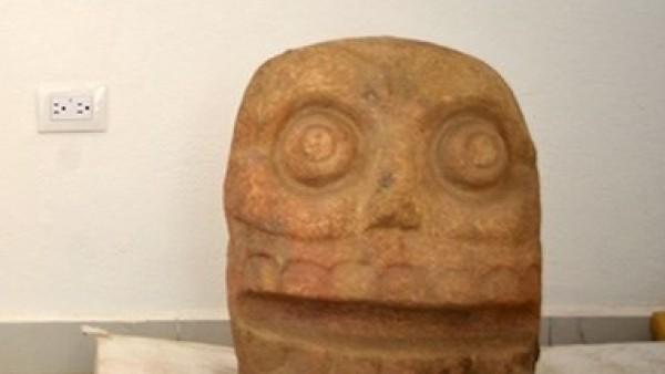 Hallazgo templo del dios Xipe Tótec