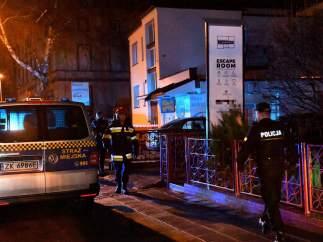 Incendio en una 'escape room'