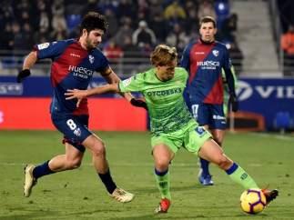 Huesca vs. Betis.