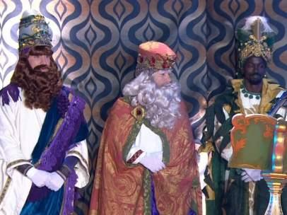 Cabalgata de Reyes en Vilanova i la Geltrú