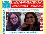 Desaparecida en Santa Cruz de Tenerife