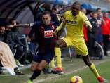 Eibar vs. Villarreal.