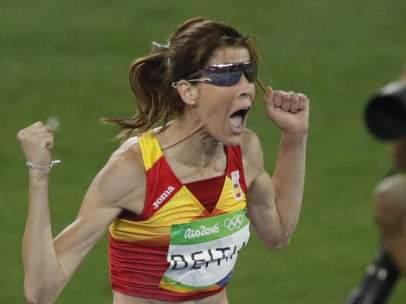 Ruth Beitia gana el oro en Río 2016