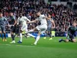 Benzema ante la Real Sociedad