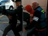 Tres de los cuatro detenidos de la Manada de Callosa