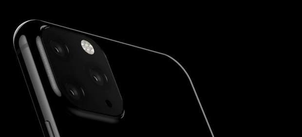 El iPhone 11 con triple cámara