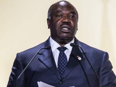 Ali Bongo Ondimba, presidente de Gabón