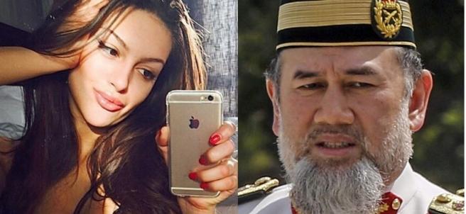 Oksana Voevodina y Muhammad V