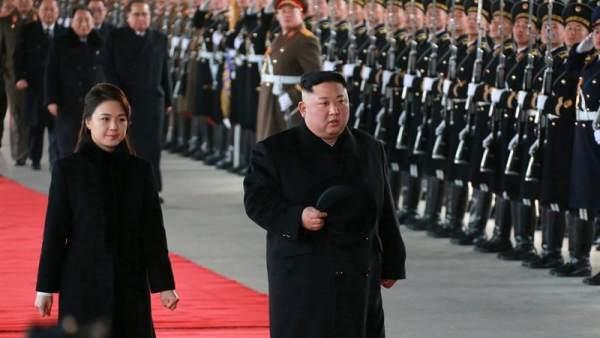 Visita de Kim Jong-un a China