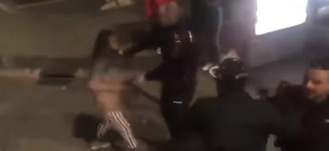 Vídeo de la expulsión de una pasajera de un autobús en Móstoles