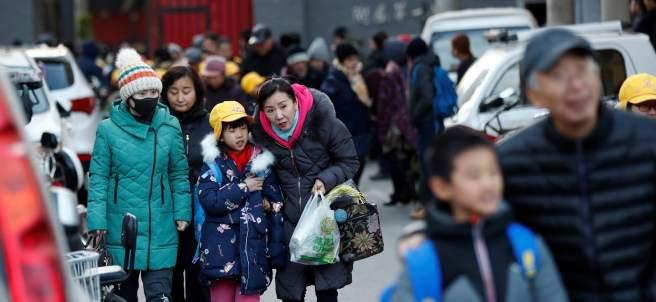 Ataque en una escuela en Pekín