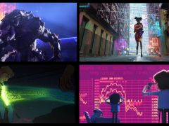 Netflix anuncia la serie de animación 'Love, Death and Robots'