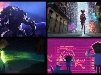 Netflix anuncia la serie de animación 'Love, Death and Robots'