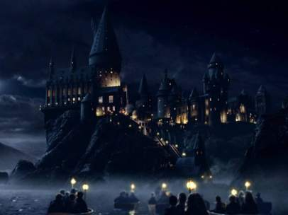 Castillo de Hogwarts de 'Harry Potter'