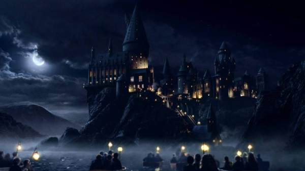 Castillo de Hogwarts de 'Harry Potter'
