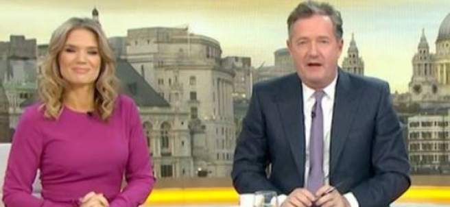 'The Good Morning Britain'